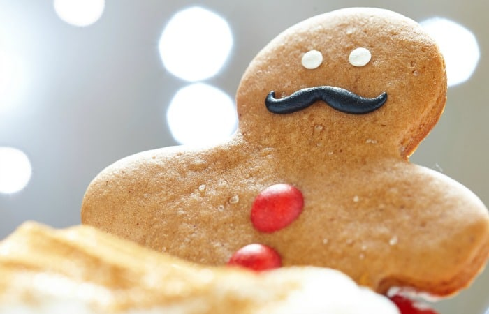 gingerbread cookie recipe that won't spread feature