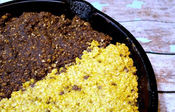 gluten free brookie piezookie recipe