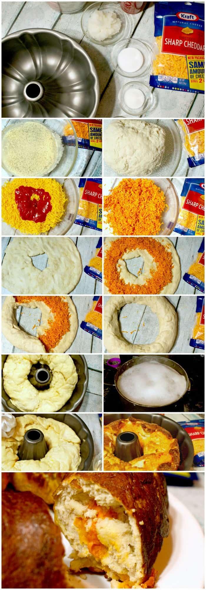 how to make homemade pretzels tutorial