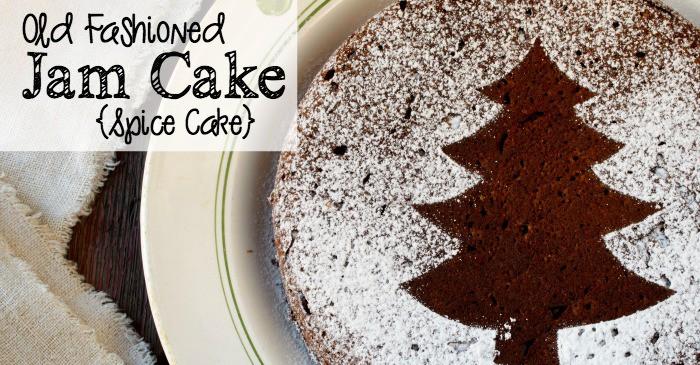 old fashioned spice cake recipe fb