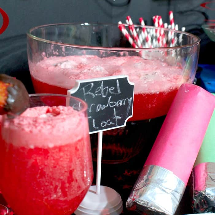 party ideas for a star wars party punch