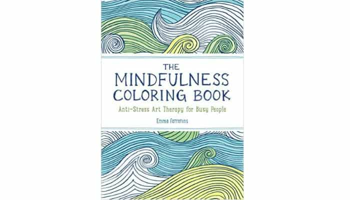 relaxing coloring book for adults
