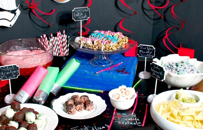 star wars party for teens feature