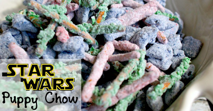 star wars puppy chow without peanut butter fb