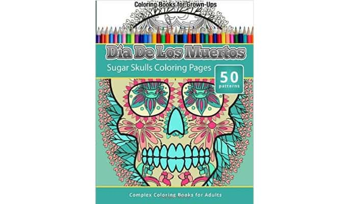 swirly coloring book for adults