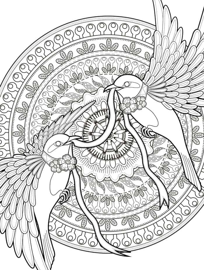 Free Coloring Pages Websites : More free printable adult coloring pages page of nerdy