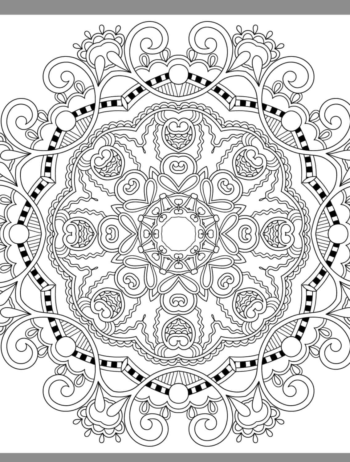 awesome free downloadable coloring pages for adults web - Downloadable Coloring Pages