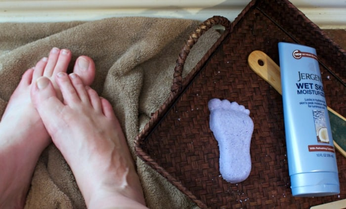 easy ideas for an at-home pedicure hero