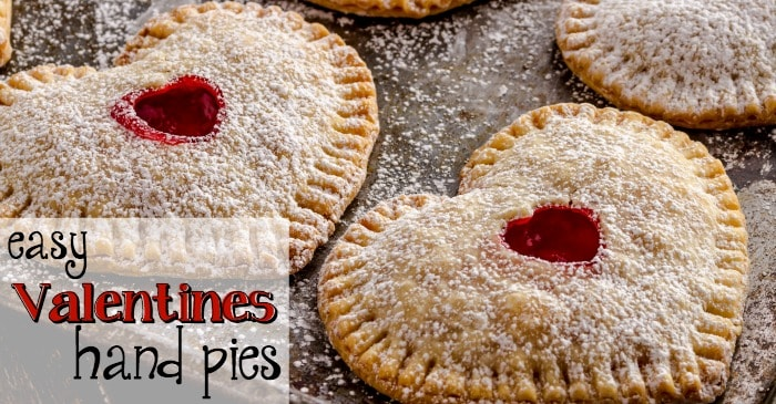 easy treat for valentines party fb