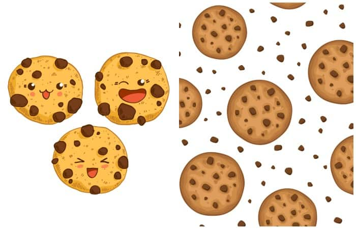 free printables for kawaii cookie party