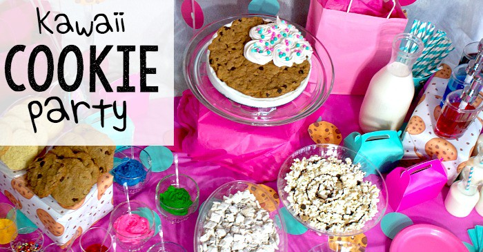 fun cookie party for kids fb