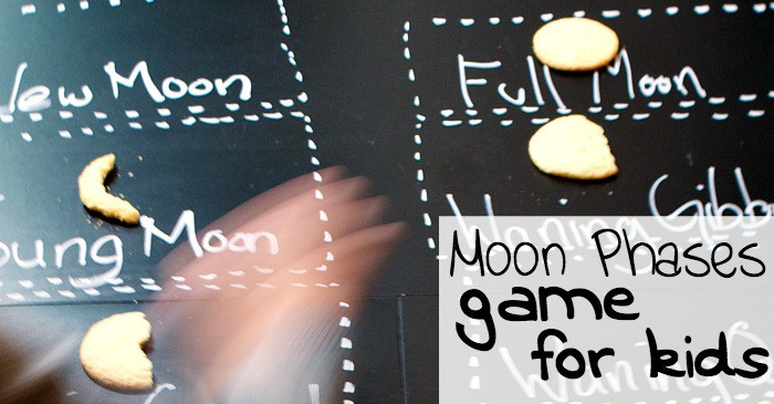 fun way for kids to learn the phases of the moon fb