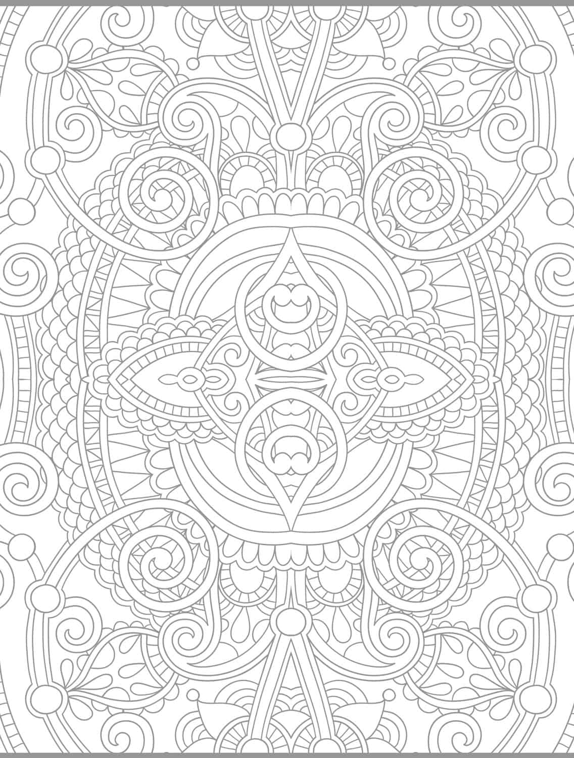 adult coloring printable pages - photo#33