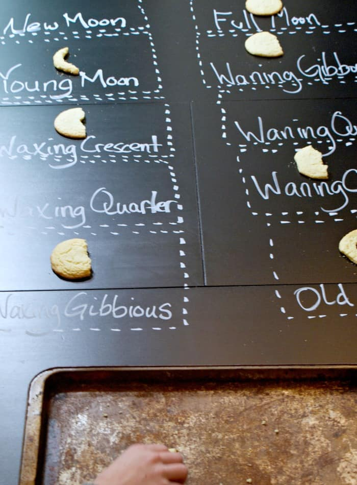 Moon Phases Game for Kids {STEM Rocks!} - Nerdy Mamma