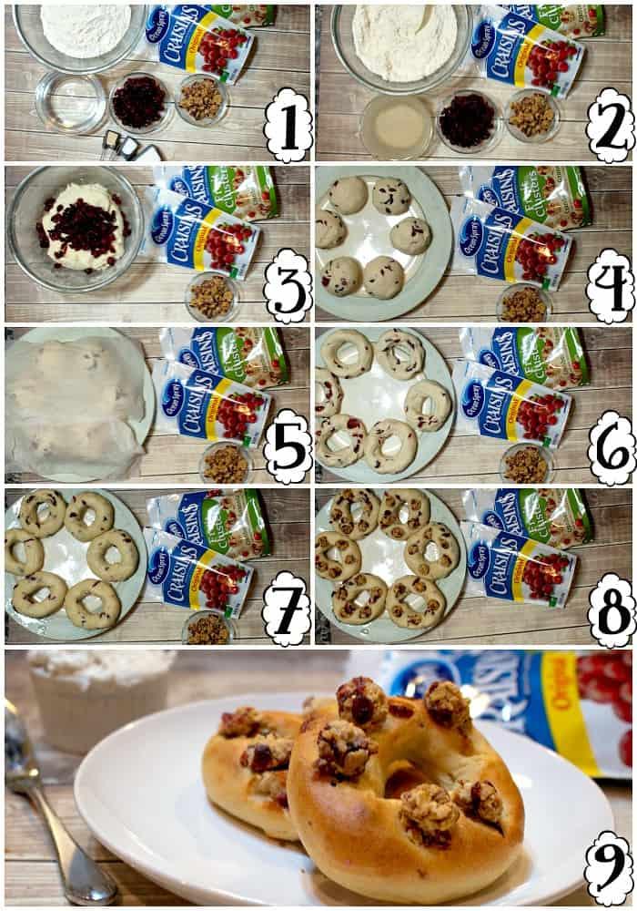 tutorial for making vegan and gluten-free bagels
