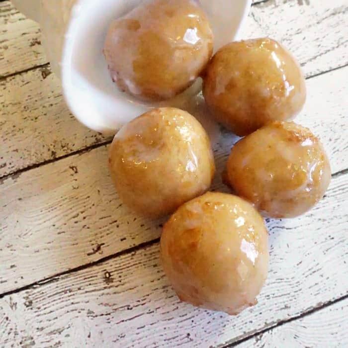 Gluten-Free Krispie Kreme Donut Copycat Recipe sq
