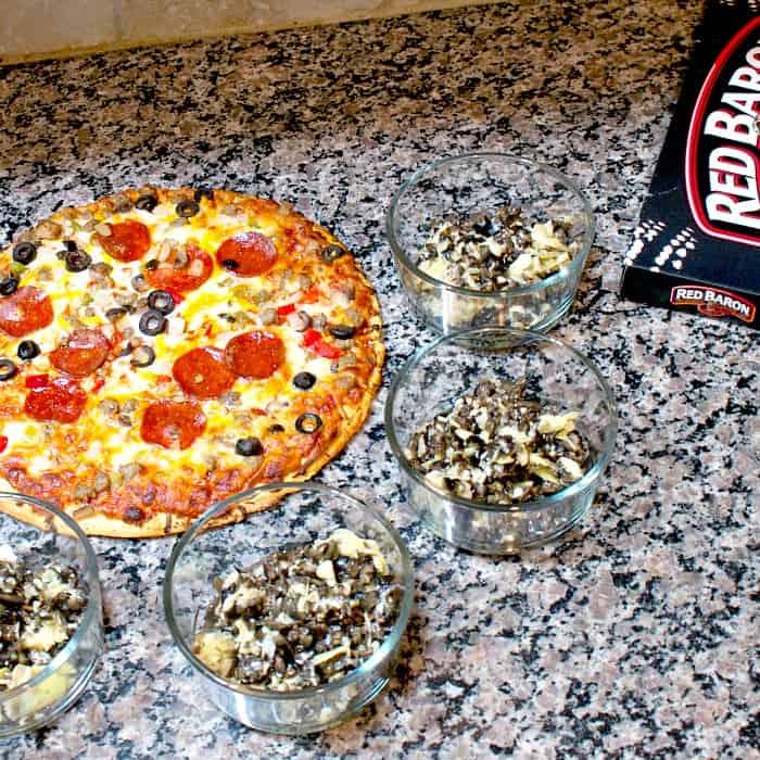 easy dip recipe for pizza sq