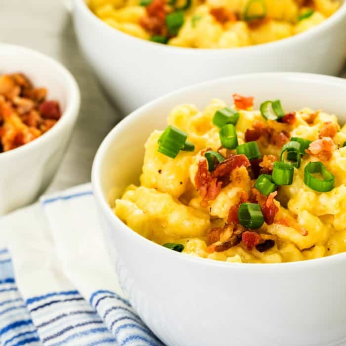 easy recipe for bacon mac-n-cheese sq