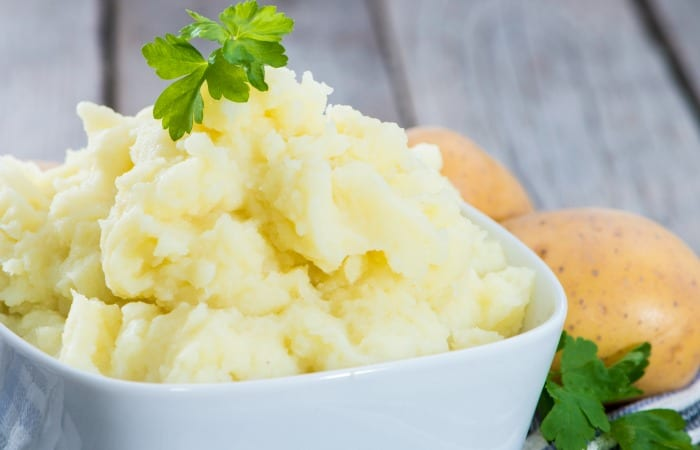 easy recipe for dairy0free mashed potatoes feature
