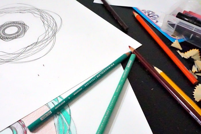 how to draw your own coloring pages styled hero