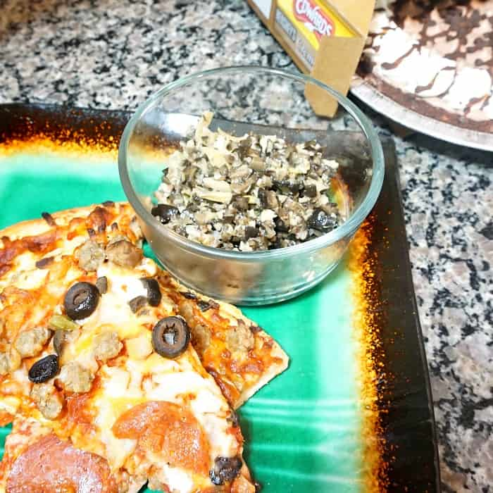 how to make a dip for pizza that's not ranch hero
