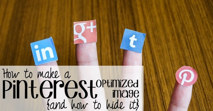 how to make an image that will be noticed on pinterest fb