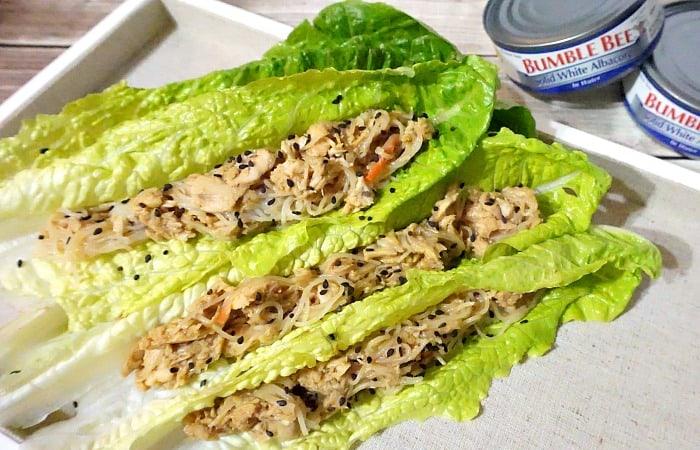 how to make teriyaki tuna stir fry feature