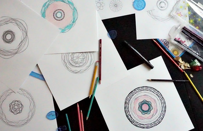 how to make your own adult coloring pages feature