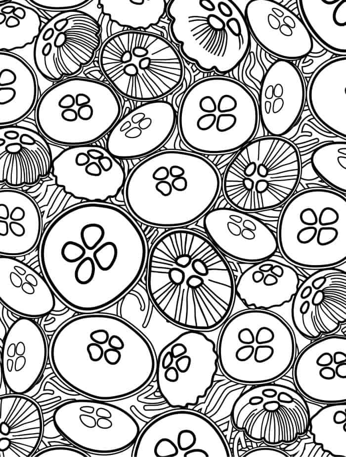 pretty coloring pages for adults with butterflies