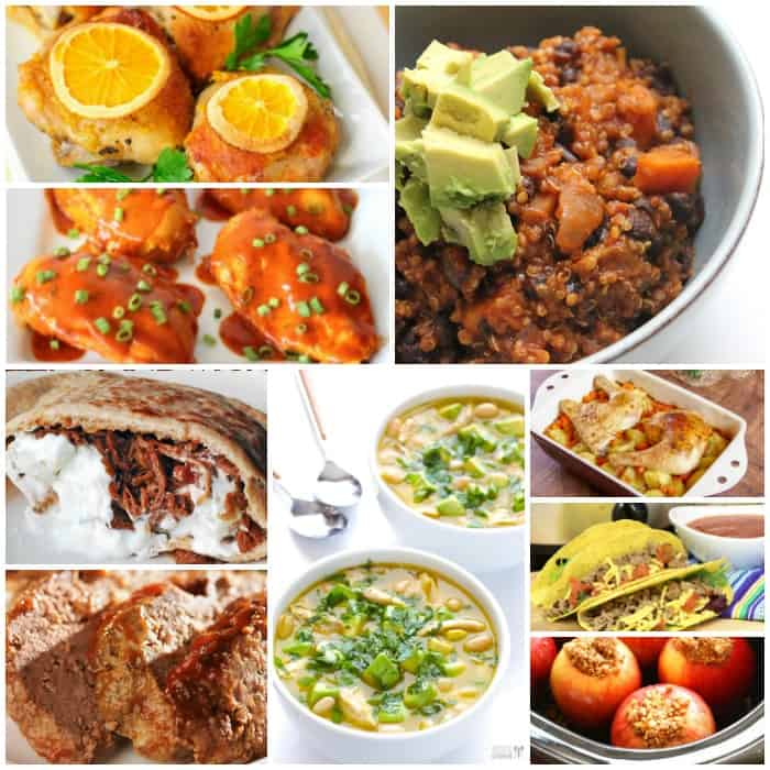 slow cooker recipes with only 5-ingredients sq