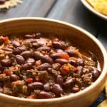 southern style chili recipe feature
