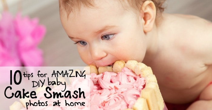 10 tips for amazing DIY baby cake smash photos at home fb