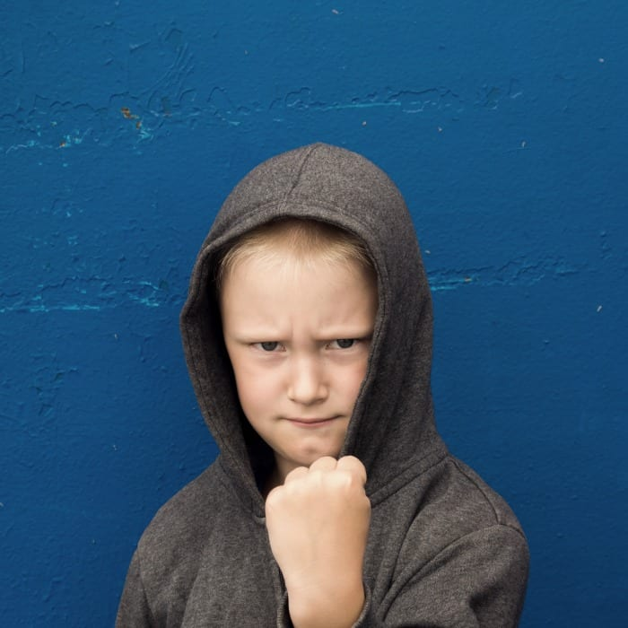 I hate giving my kids consequences for bad behavior, but I feel like I have to sq