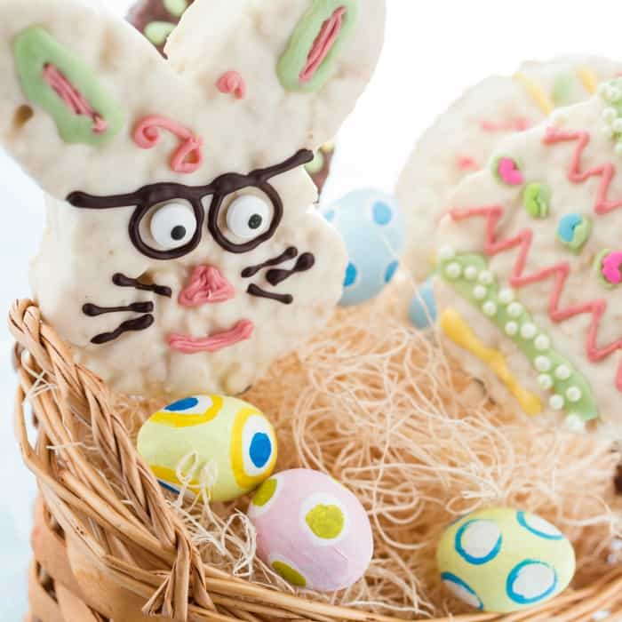 easy easter treat from rice krispies sq