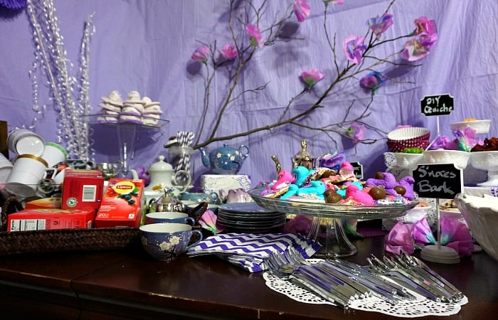 easy tea party ide for a little girl feature