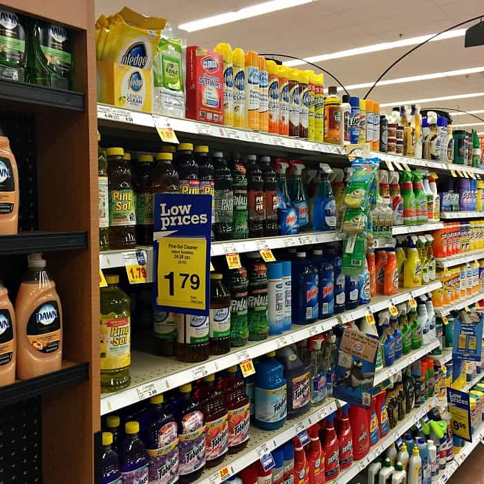how to make cleaning house faster instore