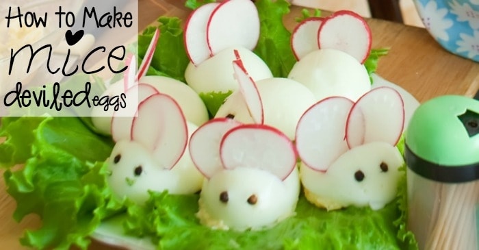 how to make mice deviled eggs fb
