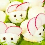 how to make mouse deviled eggs feature