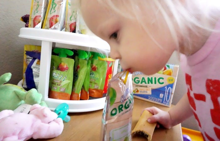 how to set up a snack station for kids feature