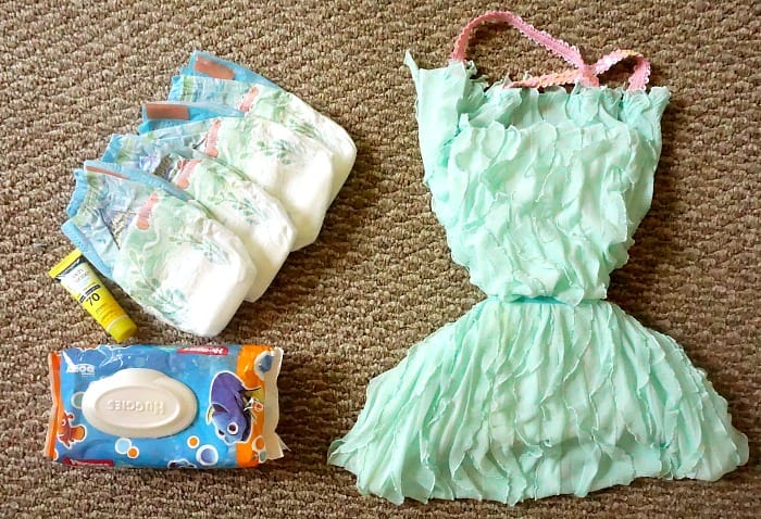 Cool tutorial for How to Make an Easy Mermaid Tail for a Toddler or Baby. It's like a tail for tiny people--which makes them think they're mermaids and is SO FREAKING adorable. It's ridiculous and fun. Try it. #nerdymammablog #mermaid #diy #tutorial #mermaidtail #kid #kiddressup