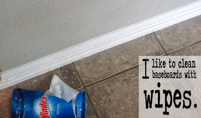 keeping your house clean with little effort radom