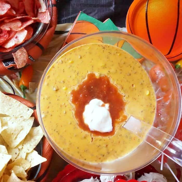 loaded nacho dip recipe sq