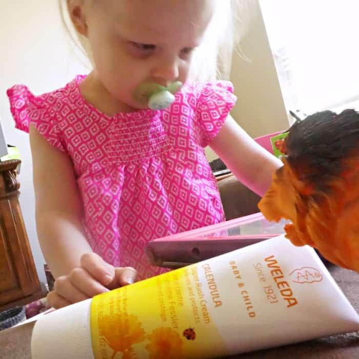 natural ways to treat diaper rash sq