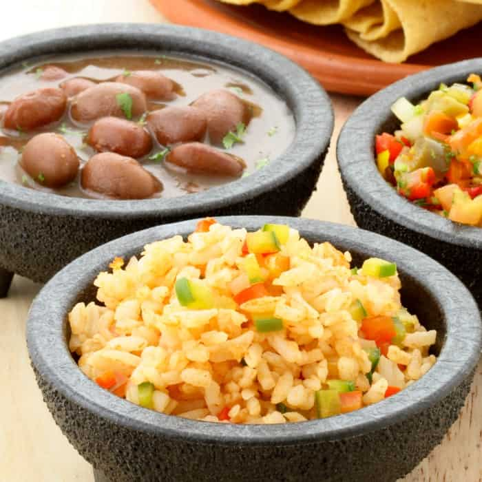 recipe for mexican rice sq