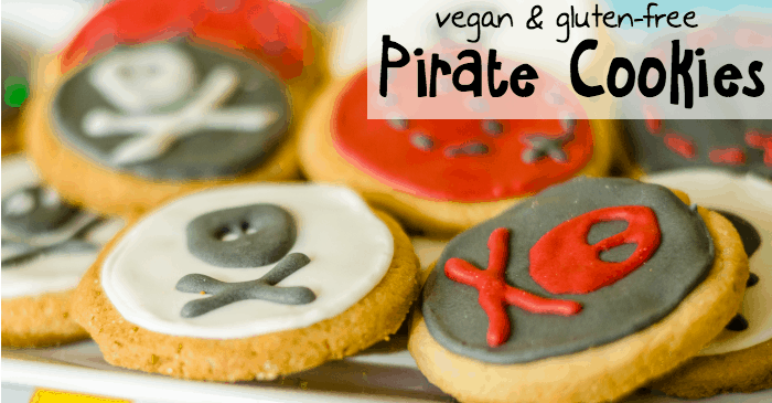 vegan pirate cookie recipe fb