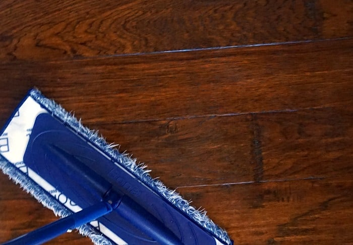 what can you use to clean wood floors Random