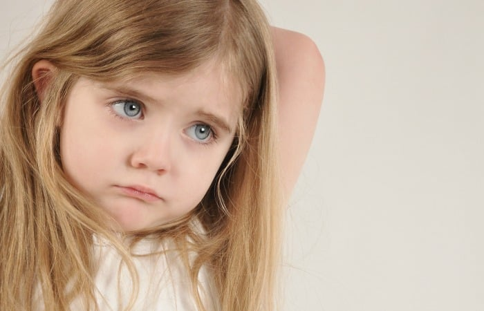when I punish my children, I feel bad about it and this is why feature
