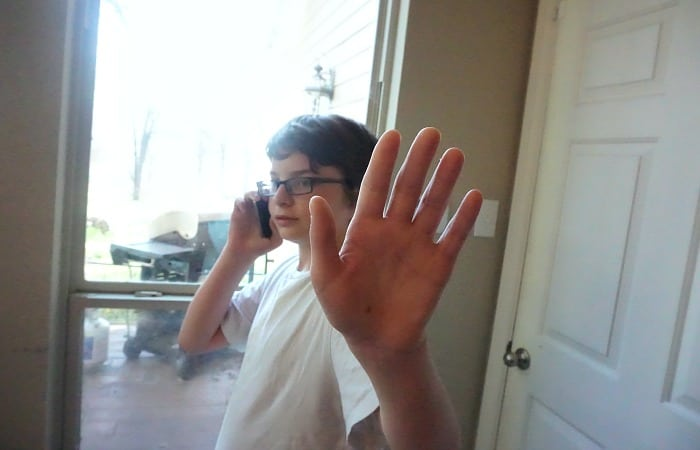 why I gave my 9 year old a cell phone feature