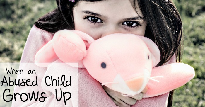 When an Abused Child Grows Up - A Choice and A Promise fb