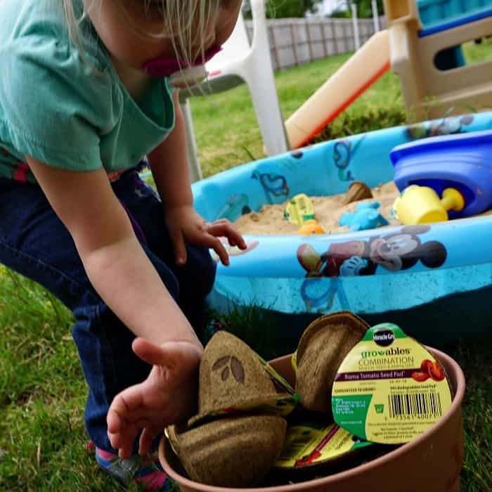 easy ways to teach children about gardening sq